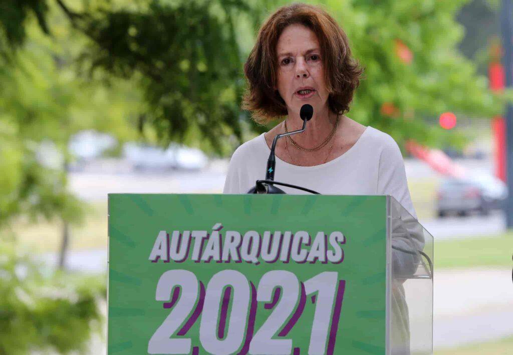 Candidata do PAN à Câmara de Lisboa manifesta-se amanhã no Campo Pequeno