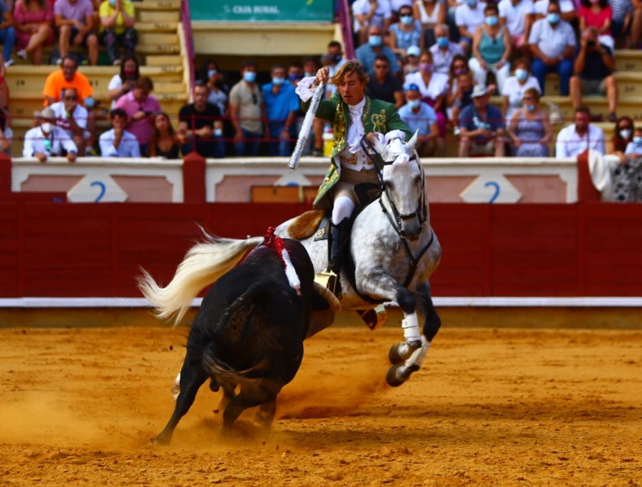 Rui Fernandes corta duas orelhas em Cuenca