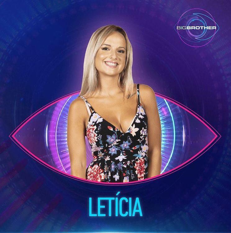 """Big Brother avisa Letícia de que não lhe dará mais """"empurrões"""""""