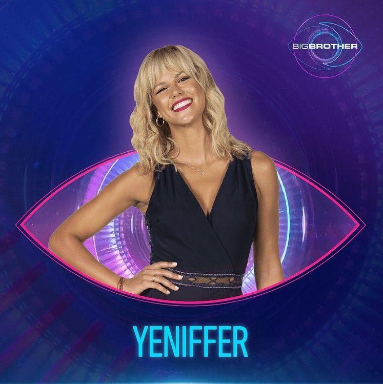 Big Brother: Yeniffer está sempre a rir e dá aulas de zumba