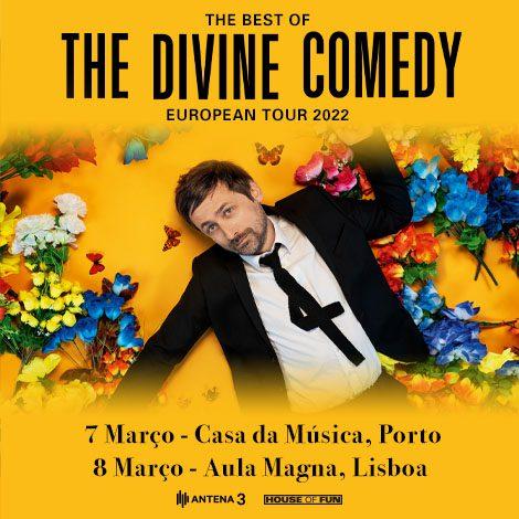 The Divine Comedy regressa a Portugal