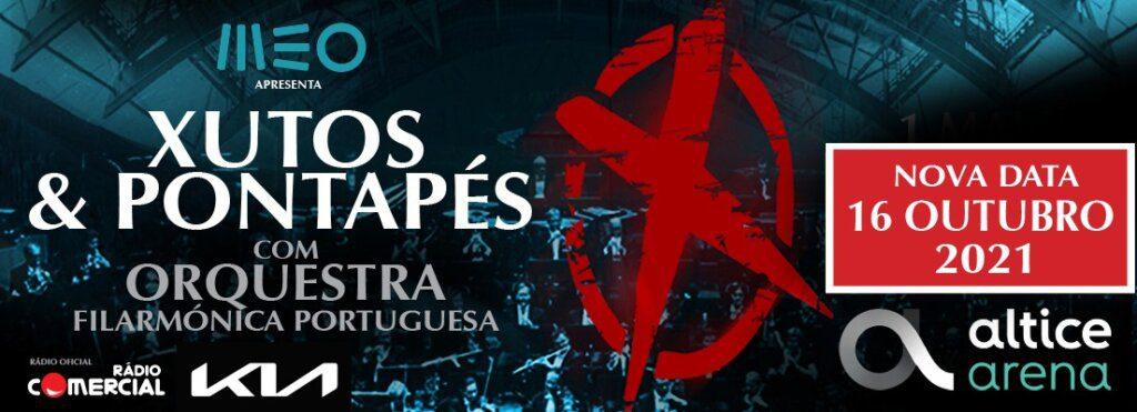 Xutos & Pontapés com Orquestra Filarmónica Portuguesa na Altice Arena