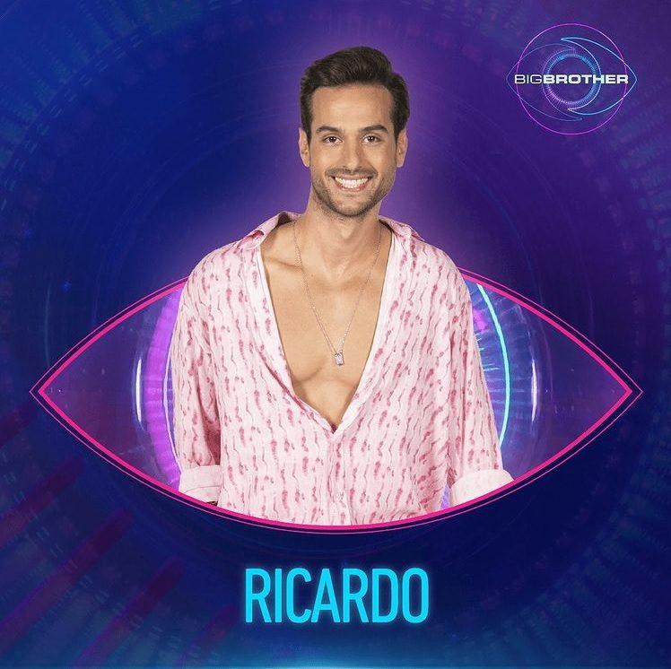Big Brother: Ricardo tem muitas amigas coloridas