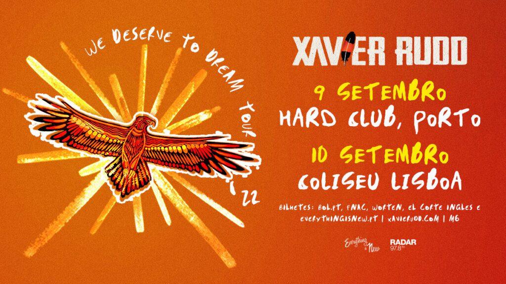 Xavier Rudd anuncia concertos em Porto e Lisboa