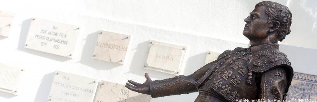 Lágrimas e emoção na inauguração da escultura de Victor Mendes em Vila Franca de Xira