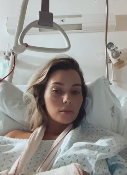 Margarida Aranha foi à janela fumar e caiu de uma altura de 7 metros
