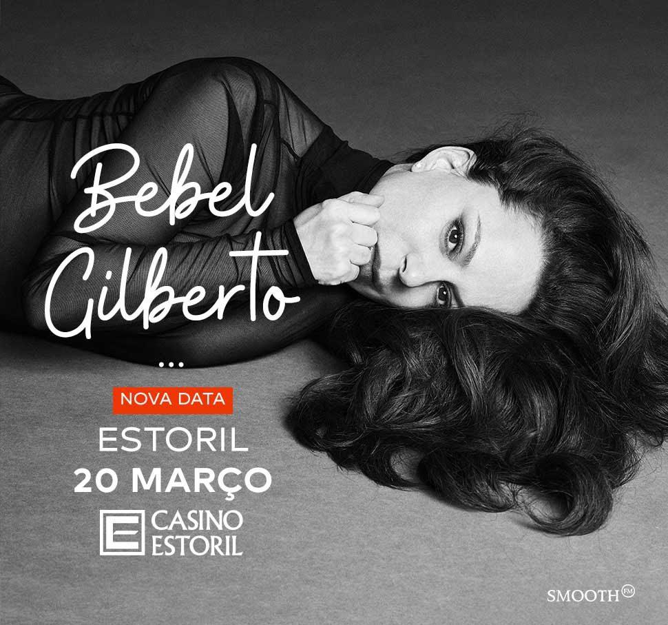 Bebel Gilberto anuncia concerto no Casino Estoril