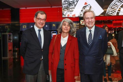 Guilherme d'Oliveira Martins, Min. Cultura Graça Fonseca e Mário Assis Ferreira