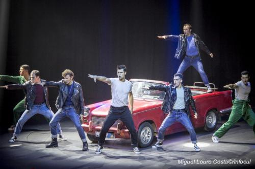 Grease- O Musical