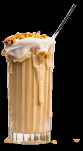 Milkshake Amendoim
