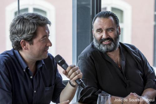 Carlos e Henrique Leitão