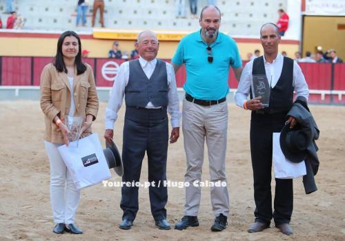 Ganadarias António Silva e Pinto Barreiros foram as vencedoras